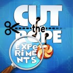 Cut the Rope: Experiments para iOS gratis por tiempo limitado