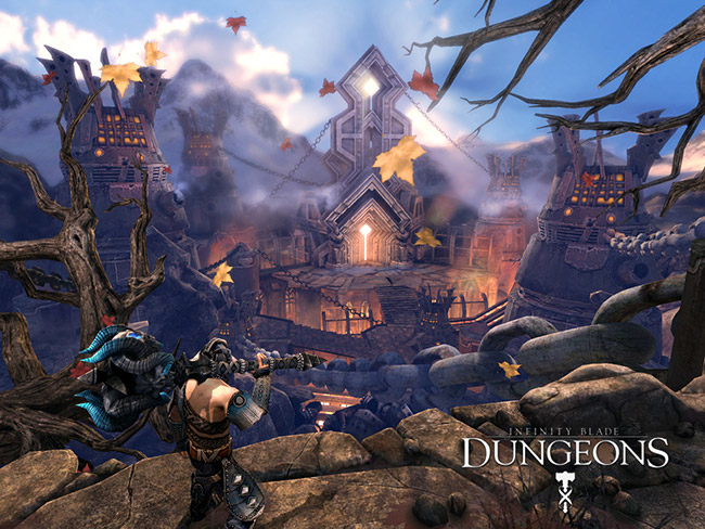 Epic Games publica video con gameplay de Infinity Blade Dungeons