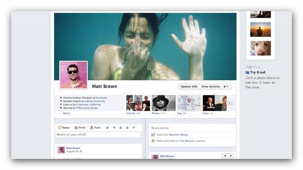 Facebook planea realizar nuevos cambios para Timeline 1