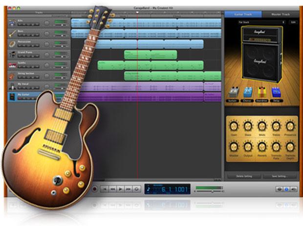 GarageBand y Home Recording: Tips, Review de Waves Complete  8.