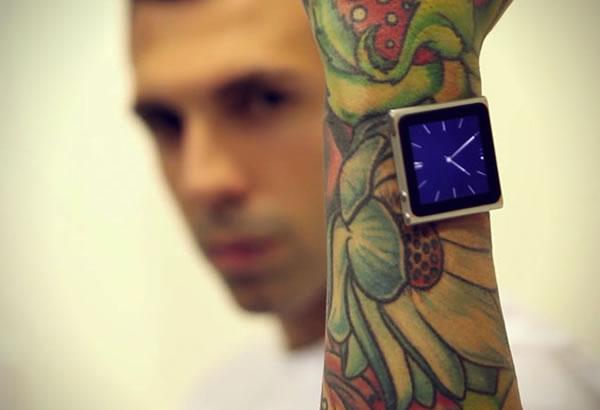 Rumor: La próxima generación del iPod Nano, podría incorporar una cámara 3