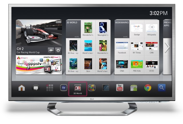 Google TV, ya tiene web oficial 8