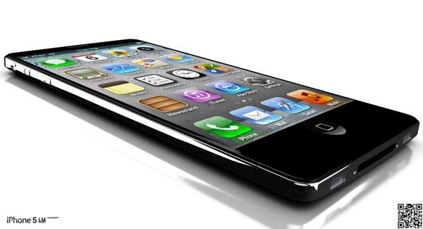 Concepto del próximo iPhone fabricado con Liquidmetal 5