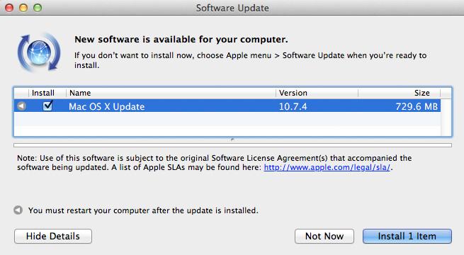 Descarga Mac OS X Lion 10.7.4 5