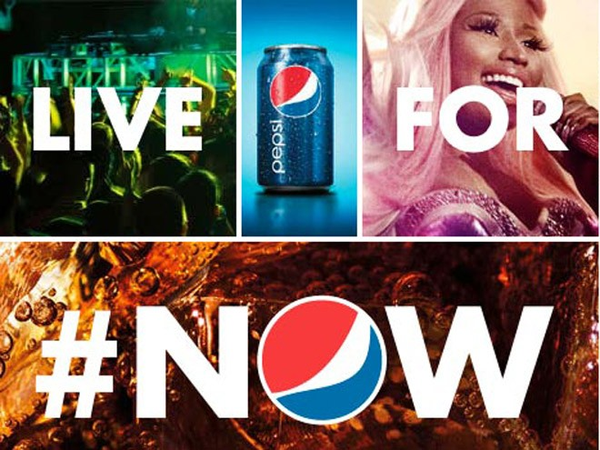 Pepsi lanza Live for Now Music, descarga de música a través de Twitter 5