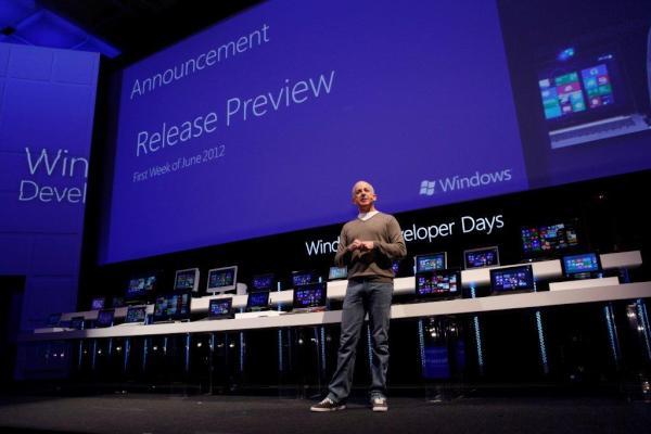 Windows 8 hará su arribo al mercado en el mes de octubre 6