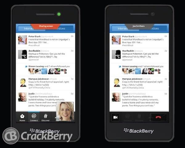 Se filtran imágenes de lo que será BlackBerry 10 3