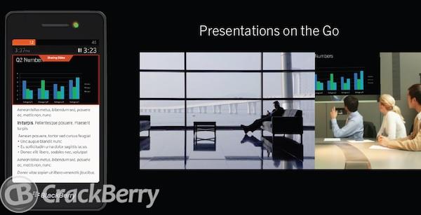 Se filtran imágenes de lo que será BlackBerry 10 2