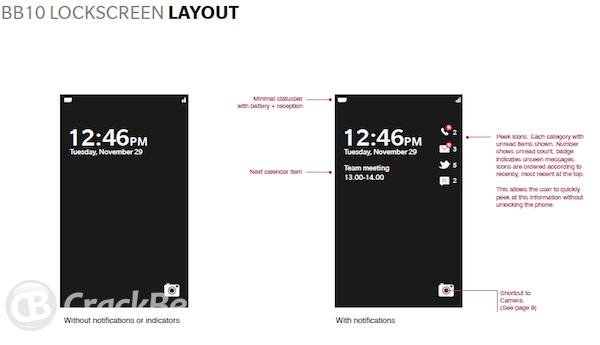 Se filtran imágenes de lo que será BlackBerry 10 6