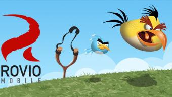 Angry Birds cumple 2 años y ellos traen los regalos 2