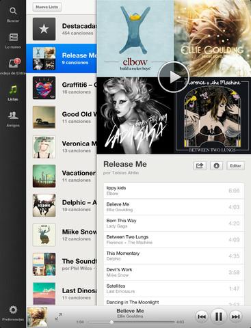 Spotify llegara con su servicio a los Estados Unidos 5
