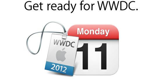 Apple publica la programación y la aplicación de la WWDC 2012 2