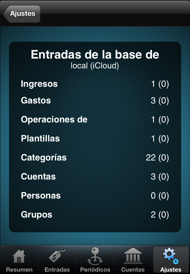MoneyControl Pro - Gastos e Ingresos en tu iPhone 6