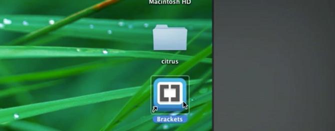 Adobe presenta Brackets, un editor de código para la web de código abierto