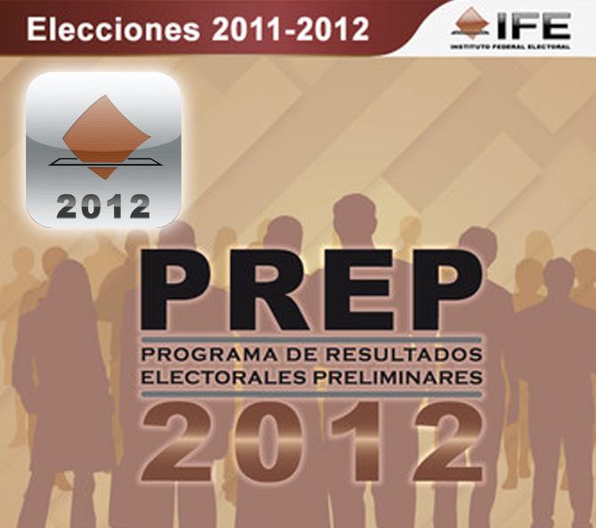 Elecciónes 2012