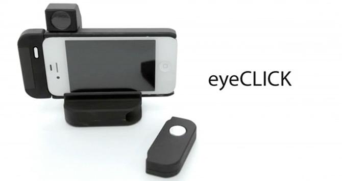 eyeCLICK, control remoto para tomar fotografías con tu iPhone