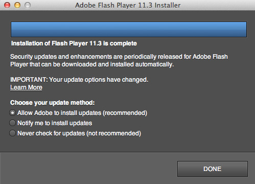 Flash Player 8 disponible para descargar 2