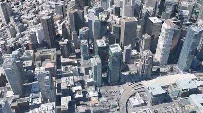 Nuevos Mapas de Google Earth para iOS próximamente