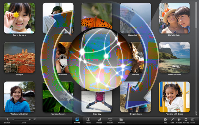 iWeb 2.0.4, iMovie 7.1.4, iPhoto 7.1.4 y iLife Support 8.3 disponibles 5