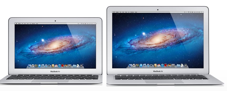 Apple anuncia las nuevas MacBook Air en la WWDC 2012 1