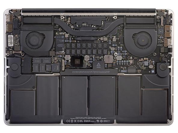 Rumor: Apple podría estar en pruebas con un prototipo de MacBook Pro de 15 pulgadas ultradelgado 5