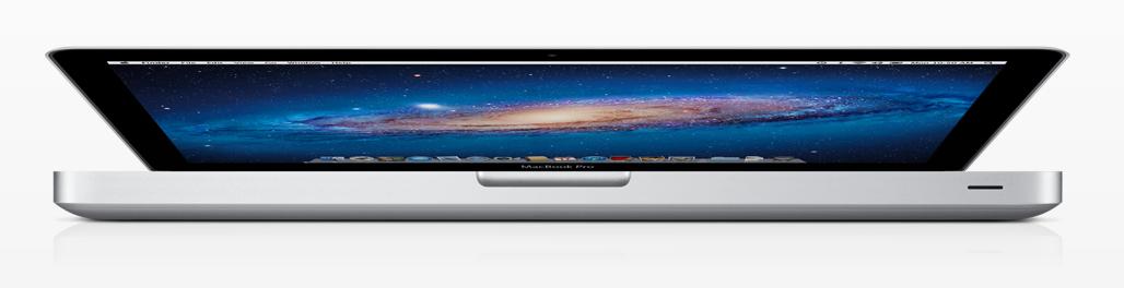 Actualización:  MacBook Pro video 1.0 8