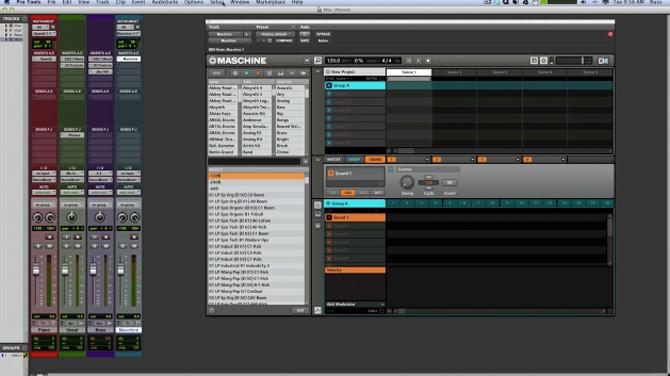 Crear Presets de pistas en Pro Tools