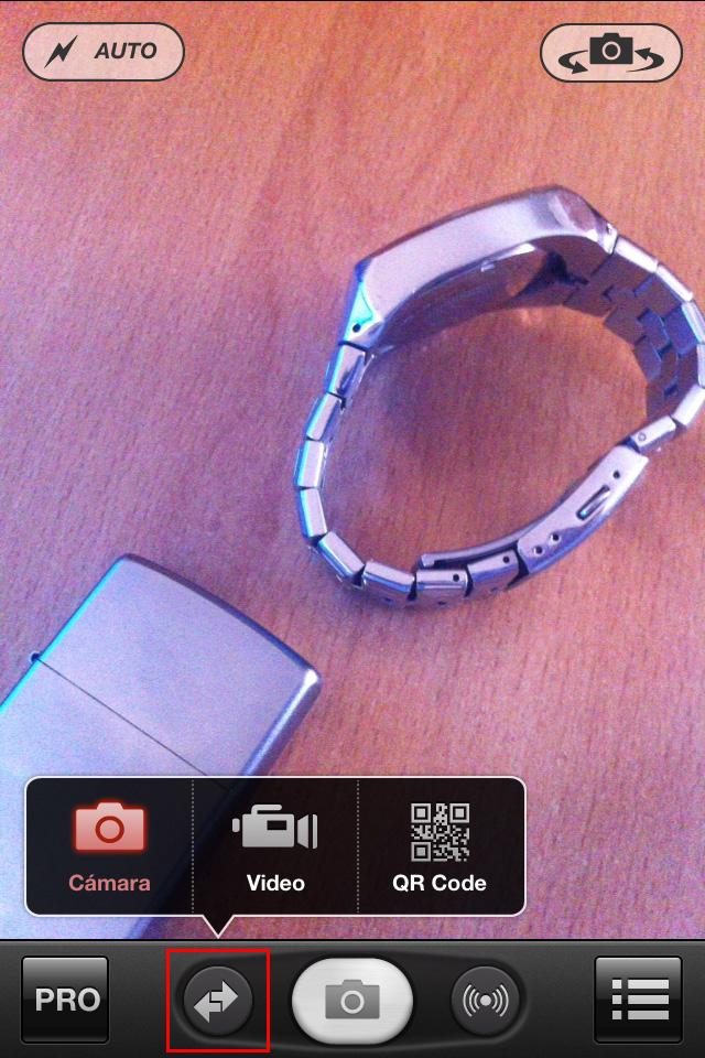 ProCamera para iPhone 22