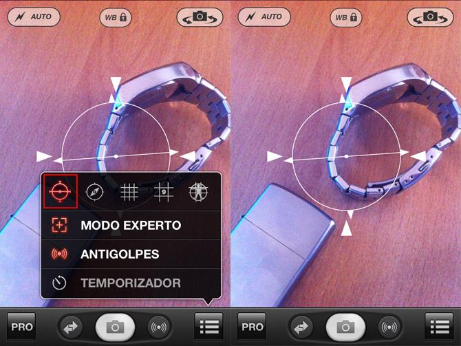 ProCamera para iPhone 28