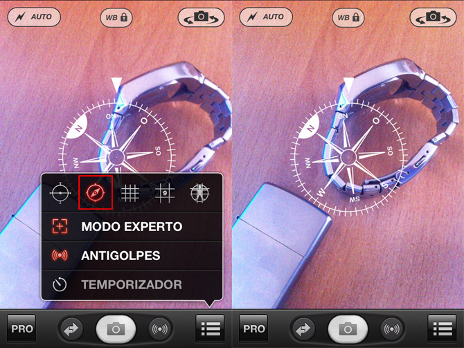 ProCamera para iPhone 29