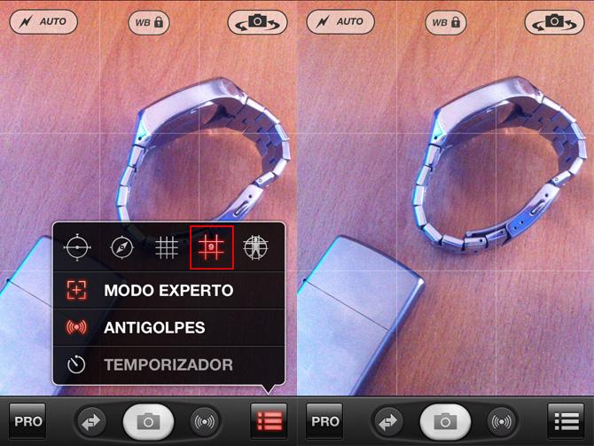 ProCamera para iPhone 31