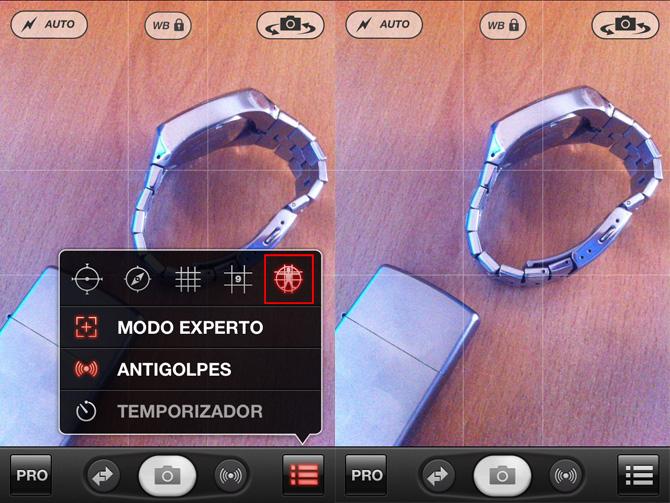 ProCamera para iPhone 32