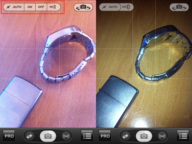 ProCamera para iPhone 33