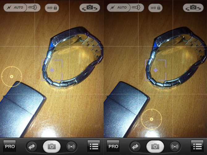 ProCamera para iPhone 25