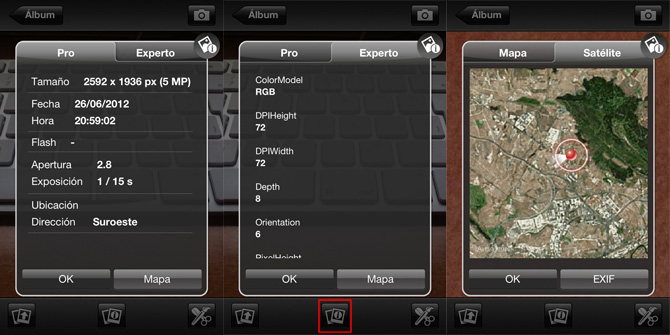 ProCamera para iPhone 37
