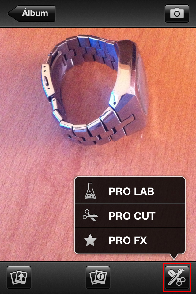 ProCamera para iPhone 38