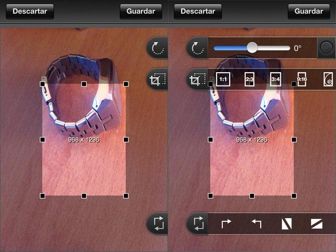 ProCamera para iPhone 40
