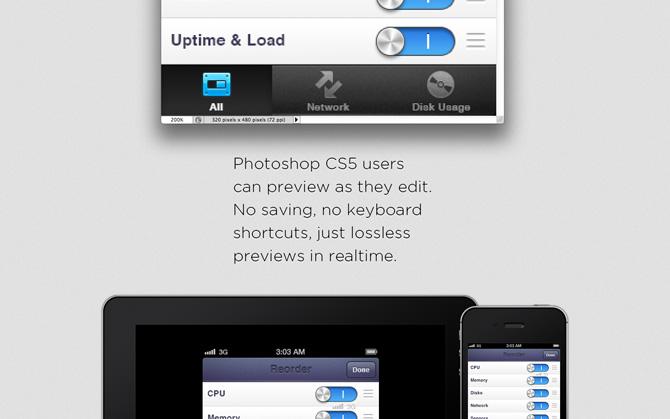 Con Skala Preview ves tus diseños de Photoshop en Mac desde el iPhone y iPad en tiempo real 7