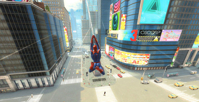 The Amazing Spider-Man para iPhone y iPad