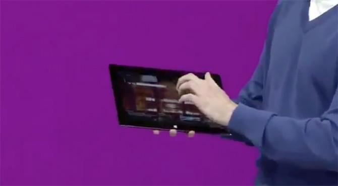 Las mejores características del Microsoft Surface