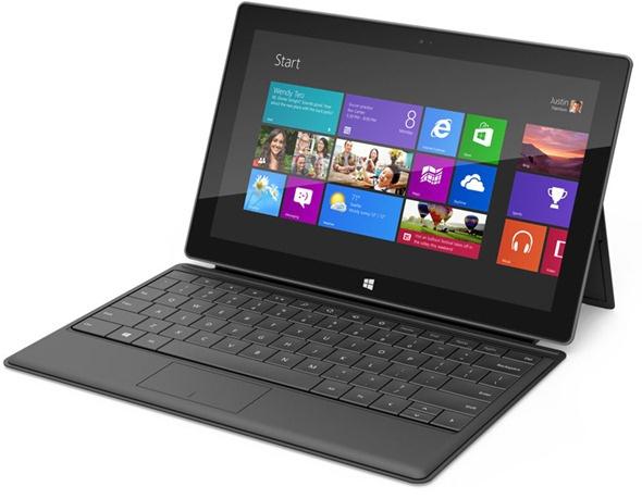 ¿Es Microsoft Surface la verdadera competencia para el iPad? 1