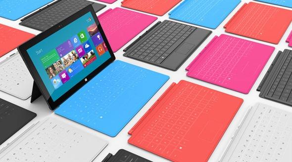 ¿Es Microsoft Surface la verdadera competencia para el iPad? 3