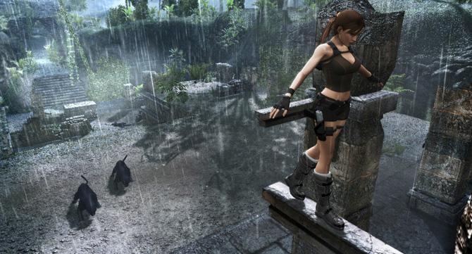 Tomb Raider: Underworld para Mac 3