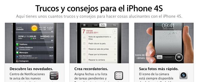 Sección de Screencasts Apple actualizada y mejorada 4