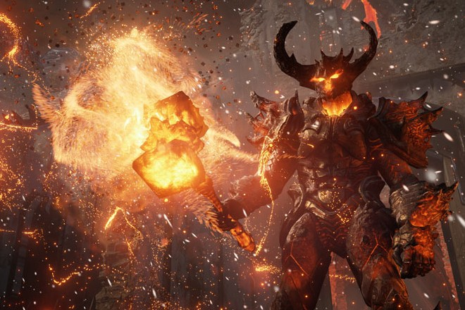 Epic Games muestra por primera vez la demo de Unreal Engine 4, el motor de la siguiente generación 7
