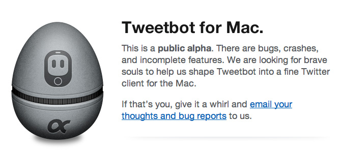 Twitter 4.0 para iPhone, iPad y iPod touch 7