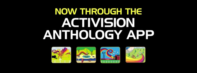 Activision Anthology App