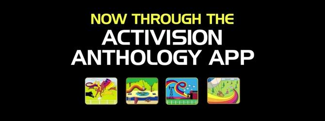 Activision Anthology para iOS con juegos del Atari 2600 para iPhone y iPad 1