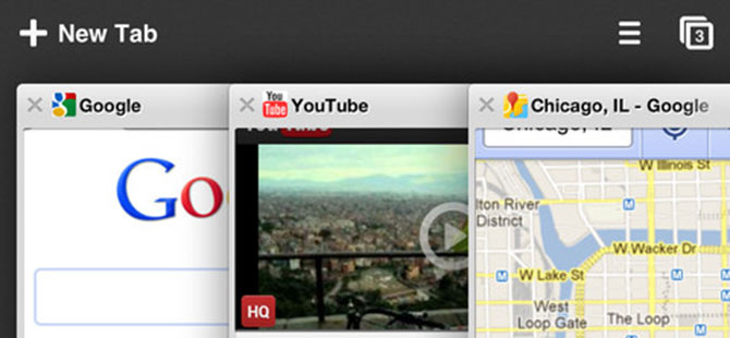 Chrome para iOS ya permite compartir páginas web en Google+, Facebook y Twitter 10
