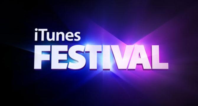 iTunes Festival London 2012